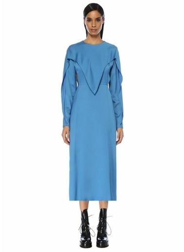 Stella McCartney Elbise Mavi